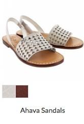 Ahava Sandals