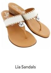 Lia Sandals