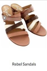 Rebel Sandals