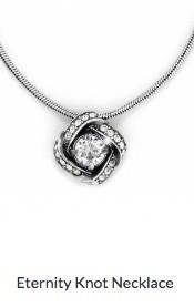 Eternity Knot Necklace
