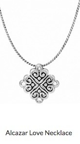 Alcazar Love Necklace