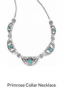 Primrose Collar Necklace
