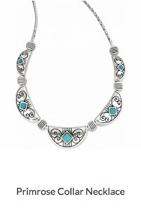 Primrose Collar Necklace