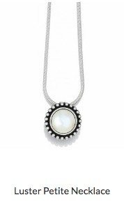 Luster Petite Necklace