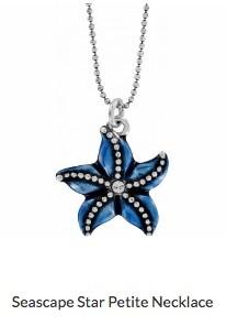 Seascape Star Petite Necklace