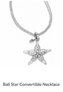 Bali Star Convertible Necklace