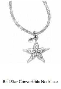 Bali Star Convertible Necklace