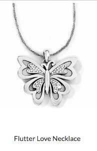 Flutter Love Necklace