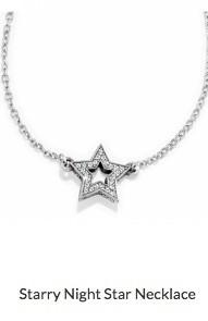 Starry Night Star Necklace